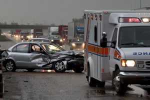 Legal service for motor vehicle accident victims