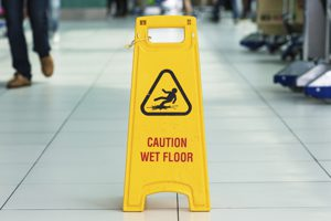 Legal service for slip and fall victims