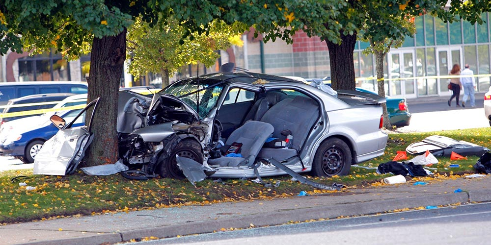 Oakville Car Accident Lawyer